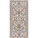 SG590802R Мозаика беж декорированный лаппатированный Ковер