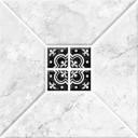 Риальто 1С тип 2 Плитка настенная серая 20х20