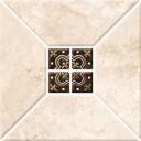 Риальто 3 тип 2 Декор золото 20х20