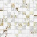 MQSW Mosaico Q. Solitaire White Mix 30х30