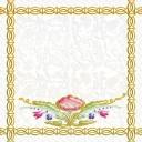 Декор Замоскворечье многоцветный (04-01-1-14-03-00-281-1) 20х20