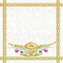 Декор Замоскворечье многоцветный (04-01-1-14-03-00-281-2) 20х20