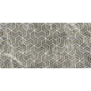 Crystal Fractal Декор серый 30х60