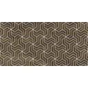 Crystal Fractal Декор коричневый 30х60