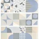 Decor Cromatica Mix (8 видов рисунка) 75*25