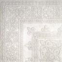 Roseton Gotico 4 pz White 60x60