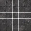 Olimpus Декор мозаичный чёрный MM34038 25х25