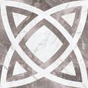 Black&White Декор Серый K-62/NR/d01/60x60