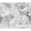 Celia white Панно 01 500х600