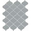 Арабески глянцевый серый 65012 26х30