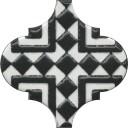 Арабески Декор глянцевый орнамент OS/A25/65000 6,5х6,5
