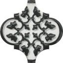 Арабески Декор глянцевый орнамент OS/A26/65000 6,5х6,5