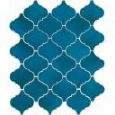 Арабески Майолика синий 65007 26х30