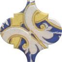 Арабески Майолика Декор орнамент OP/A160/65000 6,5х6,5