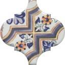 Арабески Майолика Декор орнамент OP/A161/65000 6,5х6,5