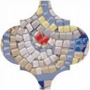 Арабески Майолика Декор Гауди OP/A169/65000 6,5х6,5