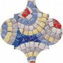 Арабески Майолика Гауди Декор OP/A172/65000 6,5х6,5