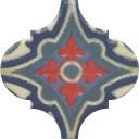 Арабески Майолика Декор орнамент OS/A29/65000 6,5х6,5