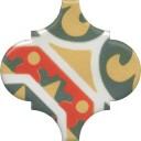 Арабески Майолика Декор орнамент OS/A35/65000 6,5х6,5