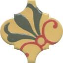 Арабески Майолика Декор орнамент OS/A38/65000 6,5х6,5