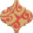 Арабески Майолика Декор орнамент OS/A39/65000 6,5х6,5