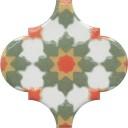 Арабески Майолика Декор орнамент OS/A40/65000 6,5х6,5