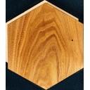 Гексагональная напольная плитка без финишного покрытия 14,6х17