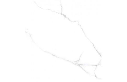 Atlantic White Керамогранит белый 60x60 полированный