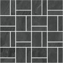 T021/DD2039 Декор Про Слейт антрацит мозаичный 30x30x11