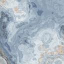 Blues Керамогранит голубой полированный 60х60
