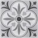 Motley Керамогранит крупный узор, серый (C-MO4A093D) 29,8х29,8