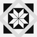 Stream Керамогранит геометрия, белый (C-SM4A053D) 29,8х29,8