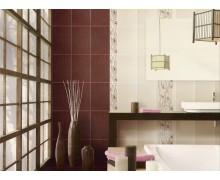 Плитка Sakura коричневая АТЕМ (Украина)