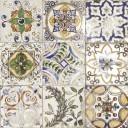 Керамическая плитка Centro Maiolica (Mix) 20x20