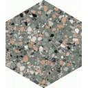Terrazzo Teal 32x36.8
