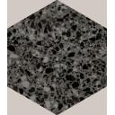 Terrazzo Graphite 32x36.8