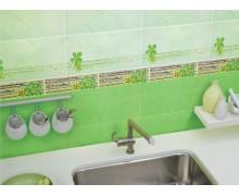 Плитка Lida зелёная АТЕМ (Украина)