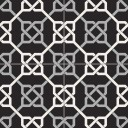 Керамогранит Nautic Black 33.15x33.15