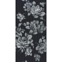 Декор Аллегро черный цветы (04-01-1-08-03-04-100-1) 20х40