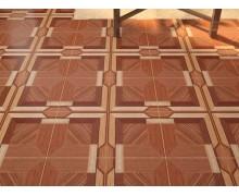Плитка Рустик коричневый Golden Tile (Украина)