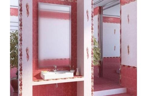 Плитка Александрия Розовая Golden Tile (Украина)
