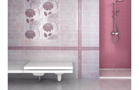 Плитка Айнола розовый Kerama Marazzi (Россия)