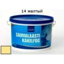 Kilto Затирка для швов № 14 (3 кг) жёлтый