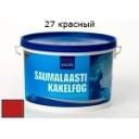 Kilto Затирка для швов № 27 (3 кг) красный
