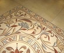 Напольная плитка Arles Azahar (Испания)