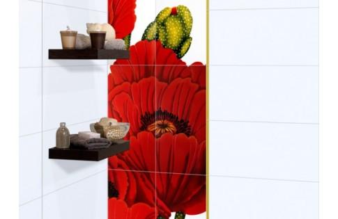 Плитка Opium lilium New Pearl Ceramics (Китай)