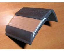 Резиновый угол NoSlipper с алюминиевой вставкой  (49.4мм*5.8мм)